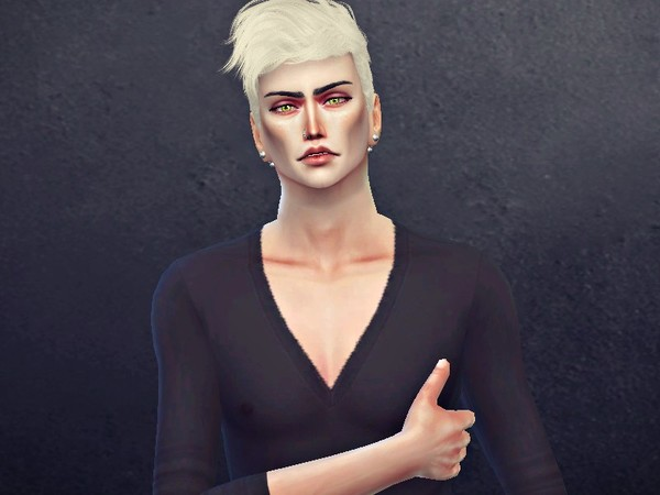Raphael Bergman by zonia1996 at TSR image 111 Sims 4 Updates