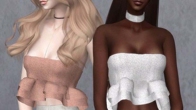 GPME F Tube Top at GOPPOLS Me image 11110 670x377 Sims 4 Updates