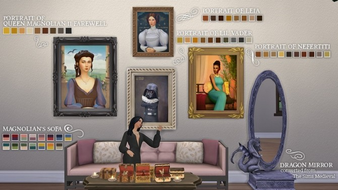 Magnolianfarewell's Birthday set at The Plumbob Tea Society image 1156 670x377 Sims 4 Updates