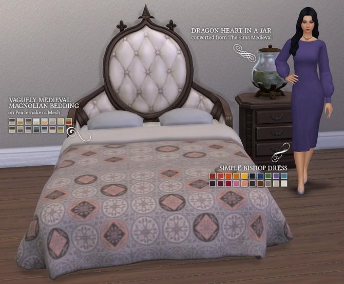 Magnolianfarewell's Birthday set at The Plumbob Tea Society image 1176 670x553 Sims 4 Updates