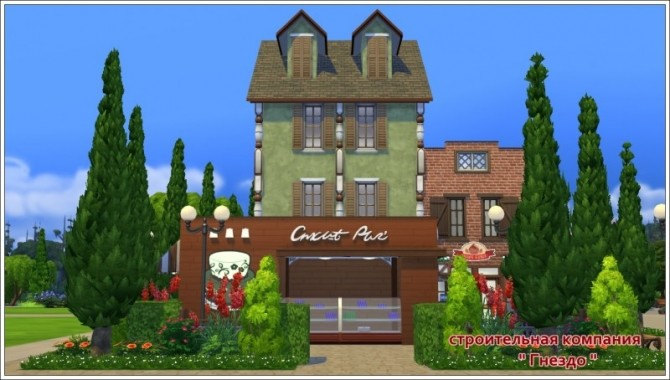 Catherine Confectionery at Sims by Mulena image 1177 670x380 Sims 4 Updates