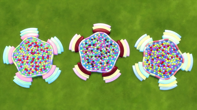 Star Ball Pit for Toddlers at Sanjana sims image 1181 Sims 4 Updates