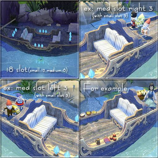 Gondola & Lamp at Kyrie image 1185 Sims 4 Updates