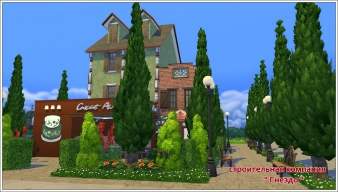 Catherine Confectionery at Sims by Mulena image 1187 670x380 Sims 4 Updates