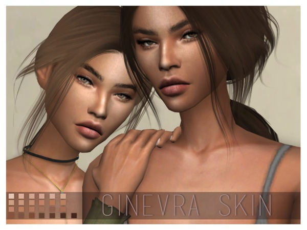 Ginevra Skin by SayaSims at TSR image 1238 Sims 4 Updates