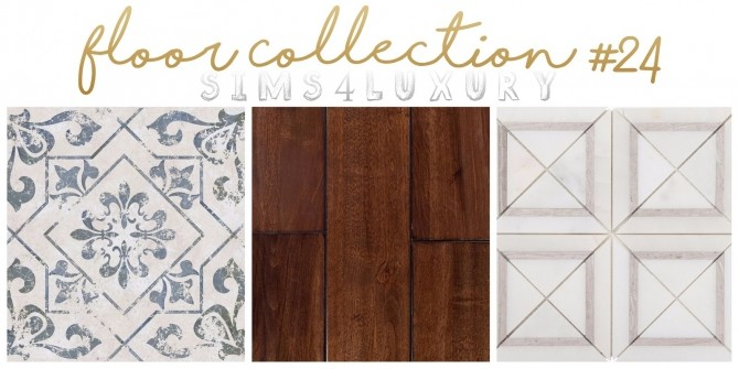 Sims 4 Floor Collection #24 at Sims4 Luxury