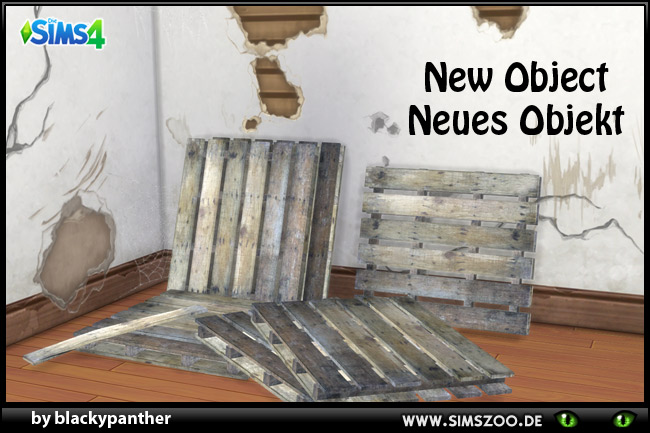 Siff Old pallets by blackypanther at Blacky's Sims Zoo image 128 Sims 4 Updates