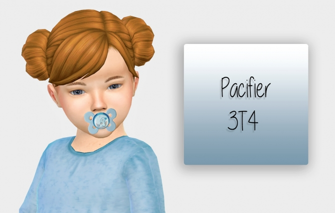 Pacifier 3t4 At Simiracle 187 Sims 4 Updates