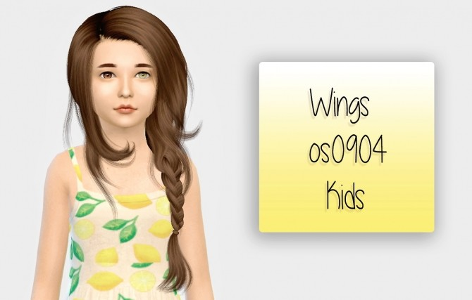 Wings Os0904 Kids Version at Simiracle image 1302 670x427 Sims 4 Updates