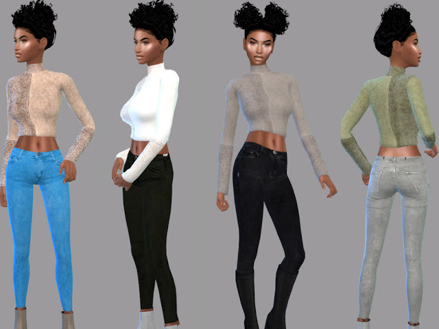 Earty Fall Shirt Recolor at Teenageeaglerunner image 1369 Sims 4 Updates