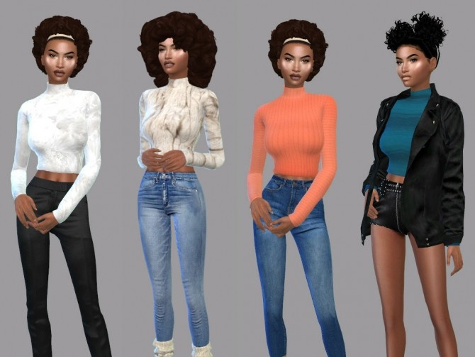 Earty Fall Shirt Recolor at Teenageeaglerunner image 1379 670x503 Sims 4 Updates