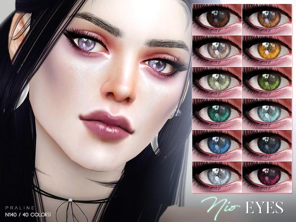 Nio Eyes N140 by Pralinesims at TSR image 1413 Sims 4 Updates