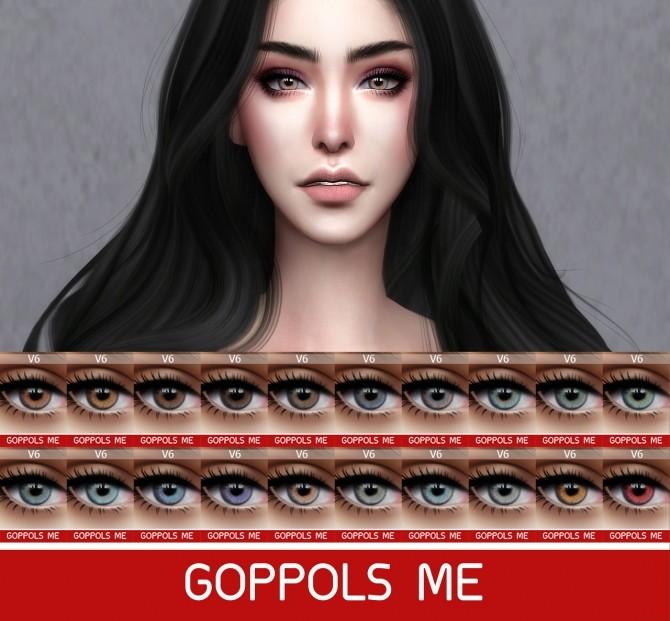 GPME Eyes V6 at GOPPOLS Me image 14210 670x621 Sims 4 Updates