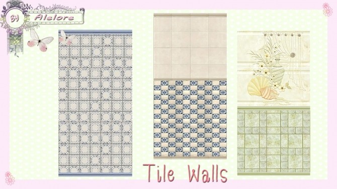 CHIC BATHROOM at Alelore Sims Blog image 144 670x377 Sims 4 Updates