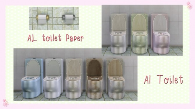 CHIC BATHROOM at Alelore Sims Blog image 145 670x377 Sims 4 Updates