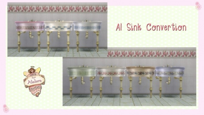CHIC BATHROOM at Alelore Sims Blog image 146 670x377 Sims 4 Updates