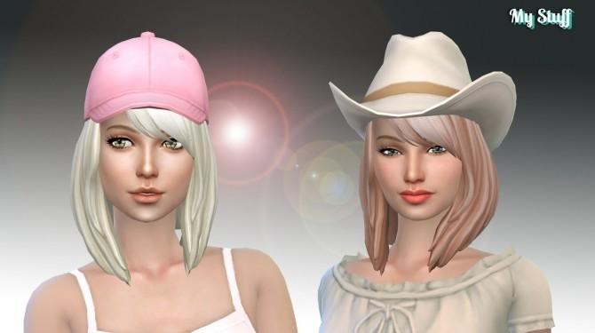 Sims 4 Ellie Hair at My Stuff