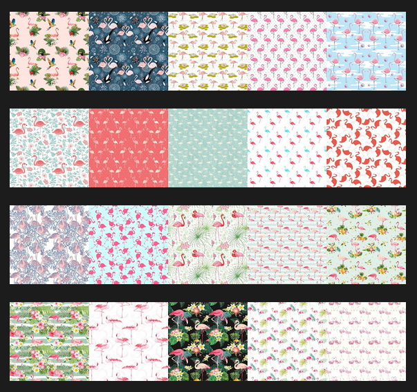 Flamingo Wallpapers at Annett's Sims 4 Welt image 1501 Sims 4 Updates