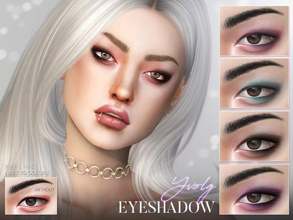 Yvolg Eyeshadow N62 by Pralinesims at TSR image 1543 Sims 4 Updates