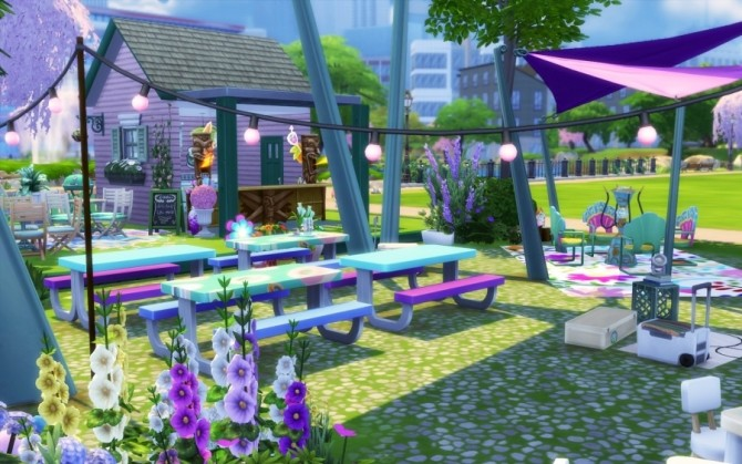 Three Frogs Park by Bloup at Sims Artists image 1601 670x419 Sims 4 Updates