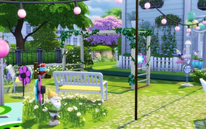 Three Frogs Park by Bloup at Sims Artists image 1612 670x419 Sims 4 Updates