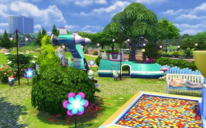 Three Frogs Park by Bloup at Sims Artists image 1621 670x419 Sims 4 Updates