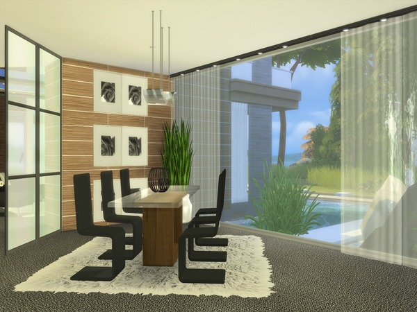 Aurelia house by Suzz86 at TSR image 1625 Sims 4 Updates