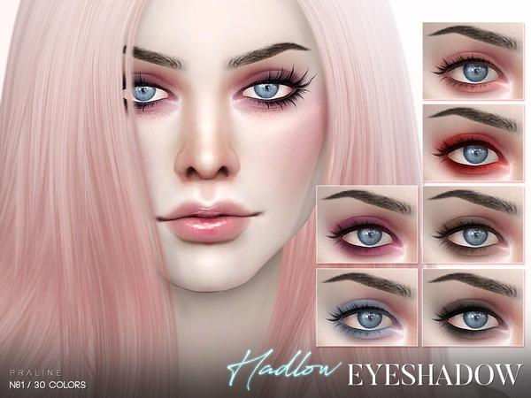 Hadlow Eyeshadow N61 by Pralinesims at TSR image 1633 Sims 4 Updates
