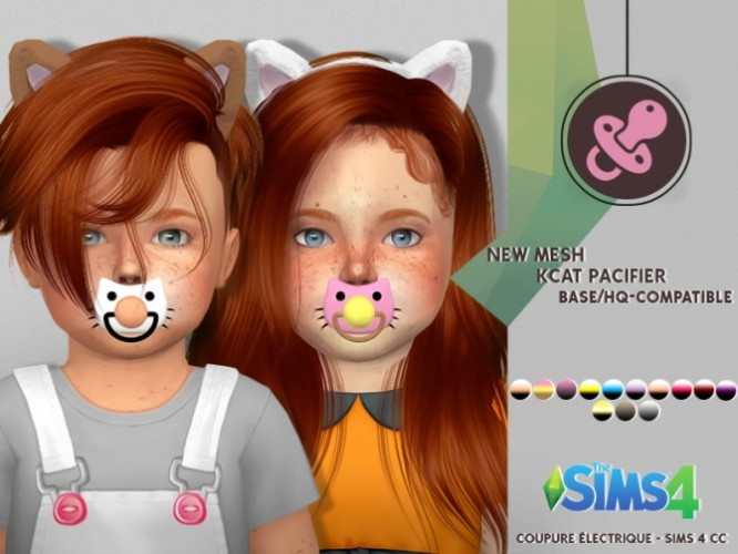 Pacifier 187 Sims 4 Updates 187 Best Ts4 Cc Downloads