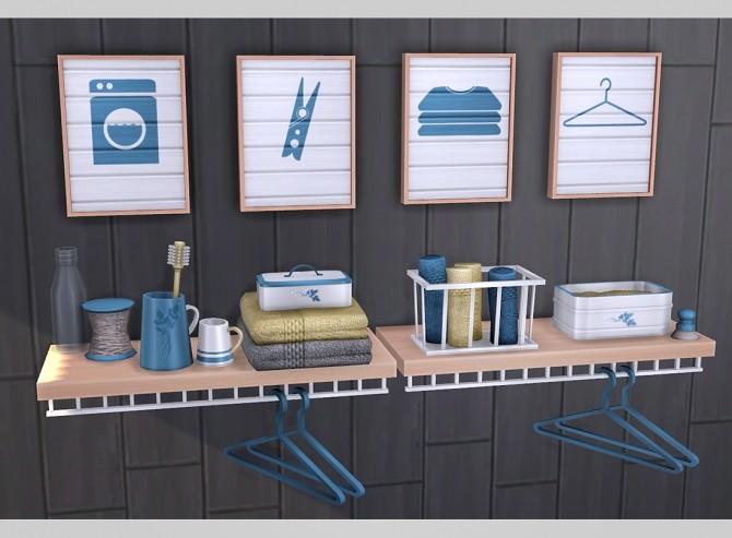 Sims 4 Agatha set at Soloriya