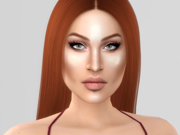 Nina Caliente by Softspoken at TSR image 1815 Sims 4 Updates