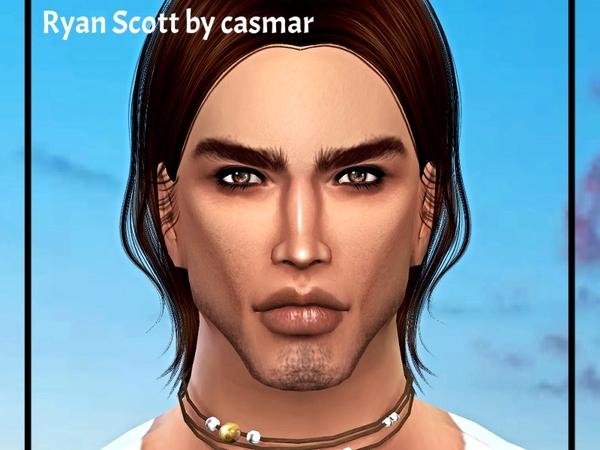 Ryan Scott by casmar at TSR image 2127 Sims 4 Updates