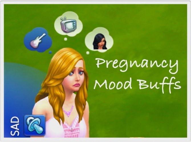 Pregnancy Mood Buffs by zafisims at Mod The Sims image 2162 670x499 Sims 4 Updates