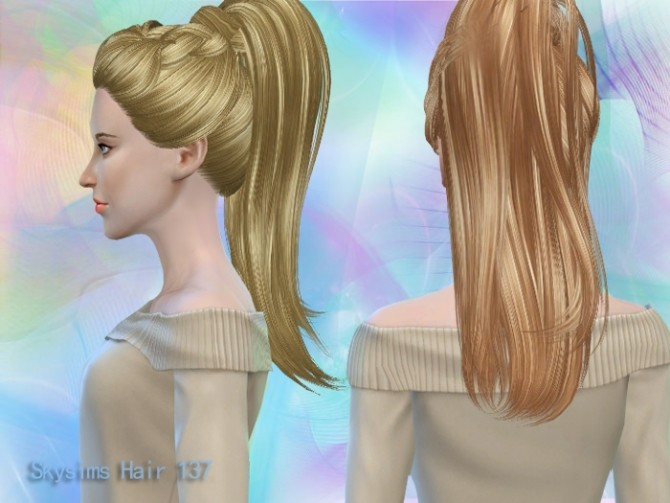 Hair 137 by Skysims at Butterfly Sims image 218 670x503 Sims 4 Updates