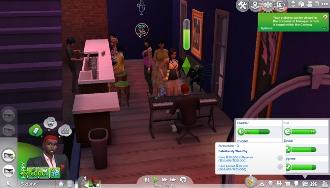 Bigger Busking Tips by ThaMadd at Mod The Sims image 2361 670x383 Sims 4 Updates