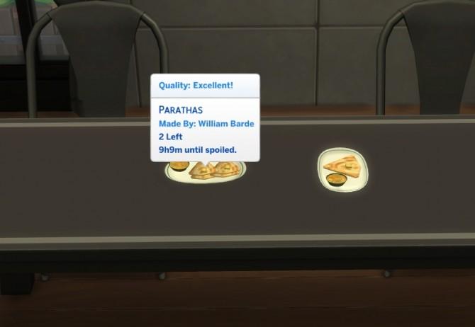 Custom Indian Food Paratha by icemunmun at Mod The Sims image 2451 670x462 Sims 4 Updates