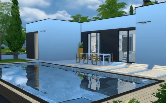 Sims 4 Pavillon Ludivka at Rabiere Immo Sims