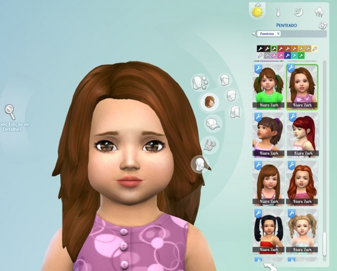 Autumn Hair for Toddlers at My Stuff image 2842 670x539 Sims 4 Updates