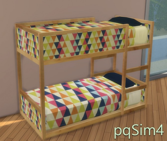 Toddler Bed Mods Sims
