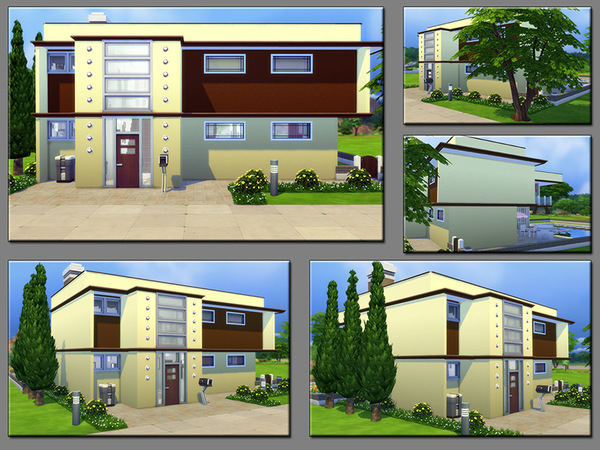 MB Finish Grind house by matomibotaki at TSR image 2910 Sims 4 Updates