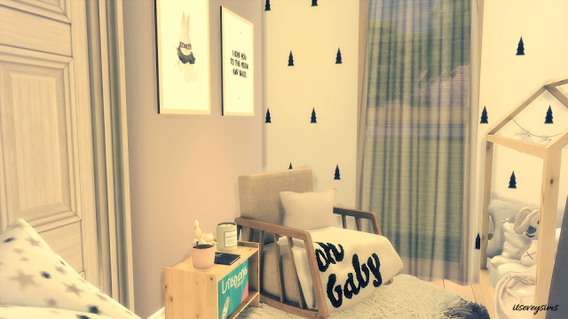 Tiny Toddler Bedroom at Evey Sims image 2931 Sims 4 Updates