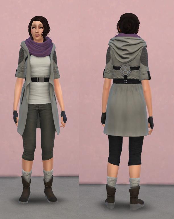 Storytime outfit at Rumoruka Raizon image 2971 Sims 4 Updates
