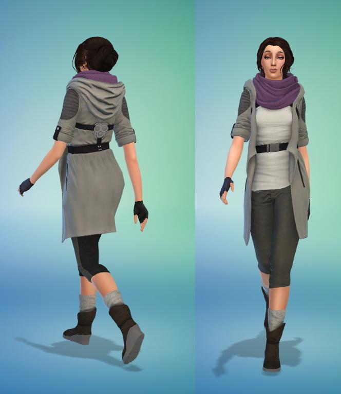 Storytime outfit at Rumoruka Raizon image 2981 Sims 4 Updates