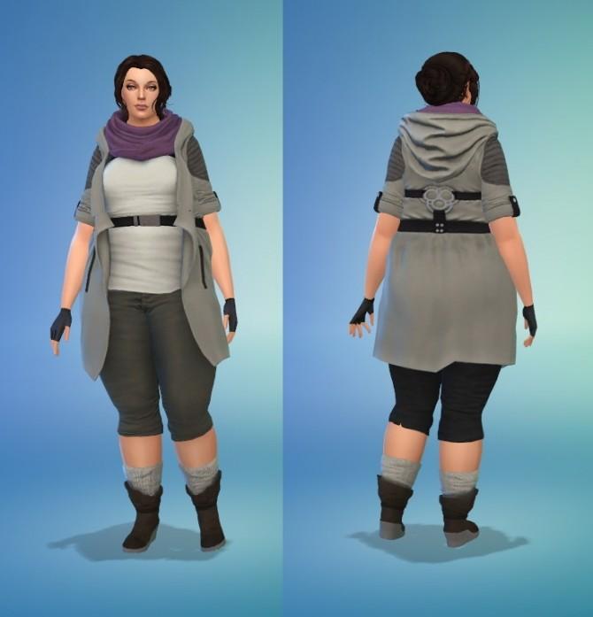 Storytime outfit at Rumoruka Raizon image 2991 670x697 Sims 4 Updates