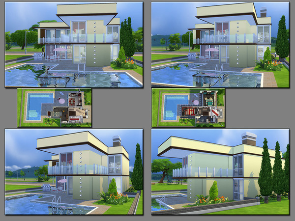 MB Finish Grind house by matomibotaki at TSR image 309 Sims 4 Updates