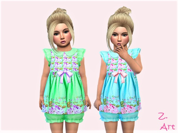 BabeZ 29 outfit by Zuckerschnute20 at TSR image 3104 Sims 4 Updates