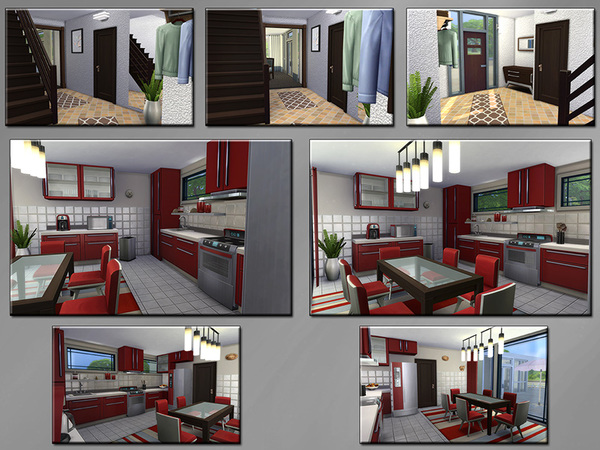 MB Finish Grind house by matomibotaki at TSR image 3111 Sims 4 Updates