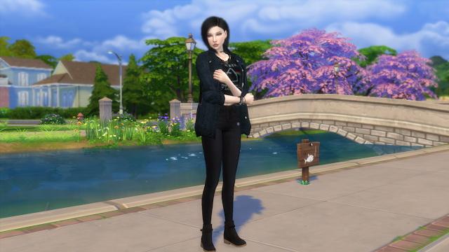 TINA BETWORK at Allis Sims image 3121 Sims 4 Updates