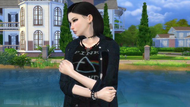 TINA BETWORK at Allis Sims image 3131 Sims 4 Updates