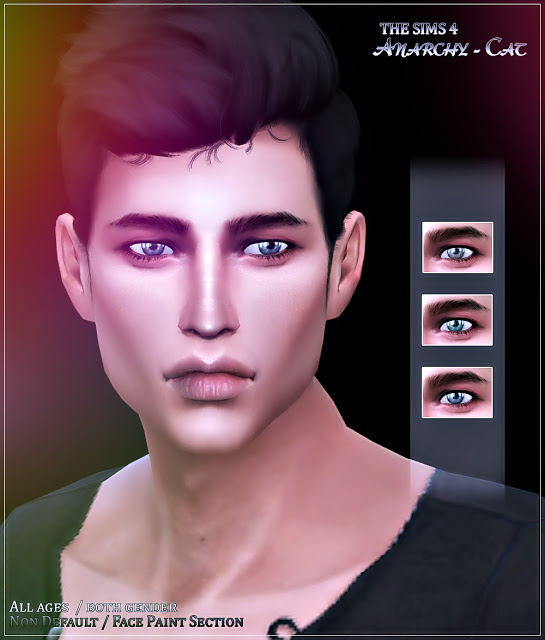 Eyes #2 at Anarchy Cat image 3181 Sims 4 Updates
